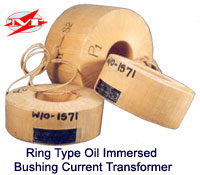 Ring Type Oil Immersed Bushing CT